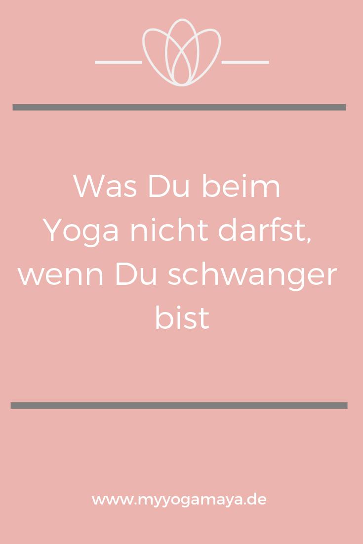 9 no-gos in yoga when you're pregnant – Yogamaya pregnancy, childbirth & yoga  – YOGAMAYA ||  Yoga für Schwangere