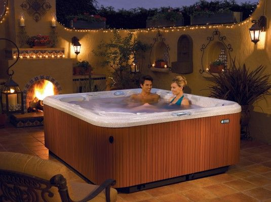 Roomy Enough To Treat You And Five Friends Like Royalty The Contemporary Styling Of The Sovereign Spa Makes A Beautiful Addit Spa Hot Tubs Buy Hot Tub Hot Tub
