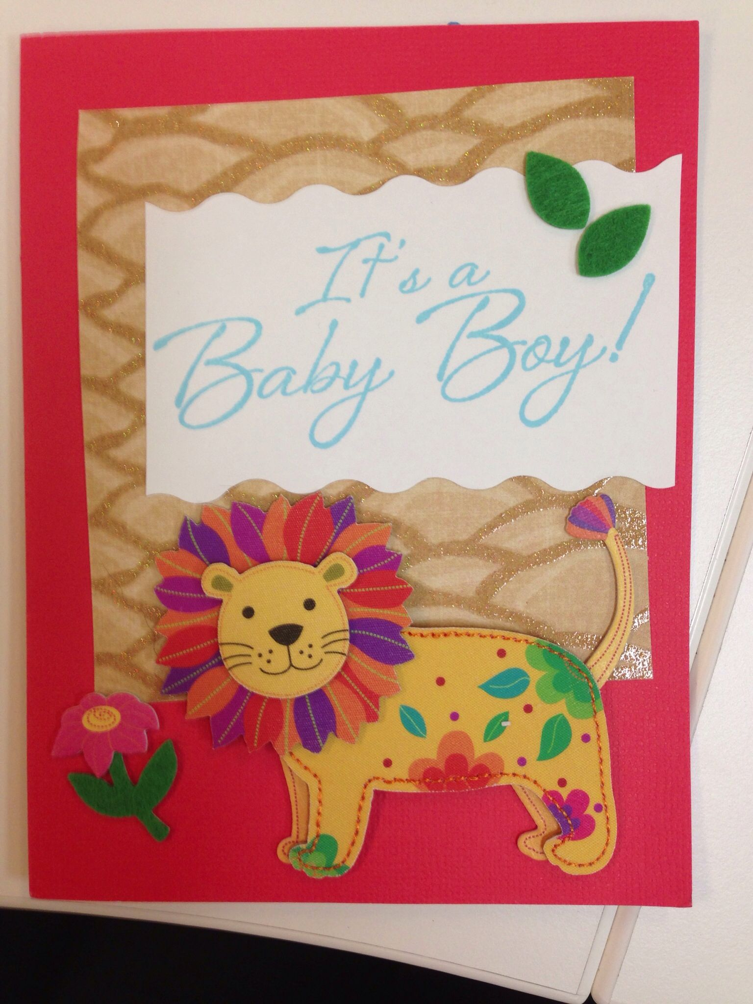 Baby boy shower invites, jungle theme! There were several different ...
