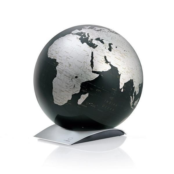 mappemonde globe g ographique design capital q black pinterest. Black Bedroom Furniture Sets. Home Design Ideas