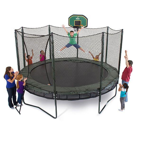 Alleyoop Doublebounce Trampoline Backyard Trampoline Outdoor Trampoline Best Trampoline