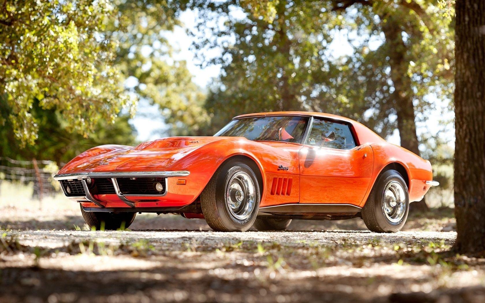 Orange chevrolet corvette hd http imashon com w auto