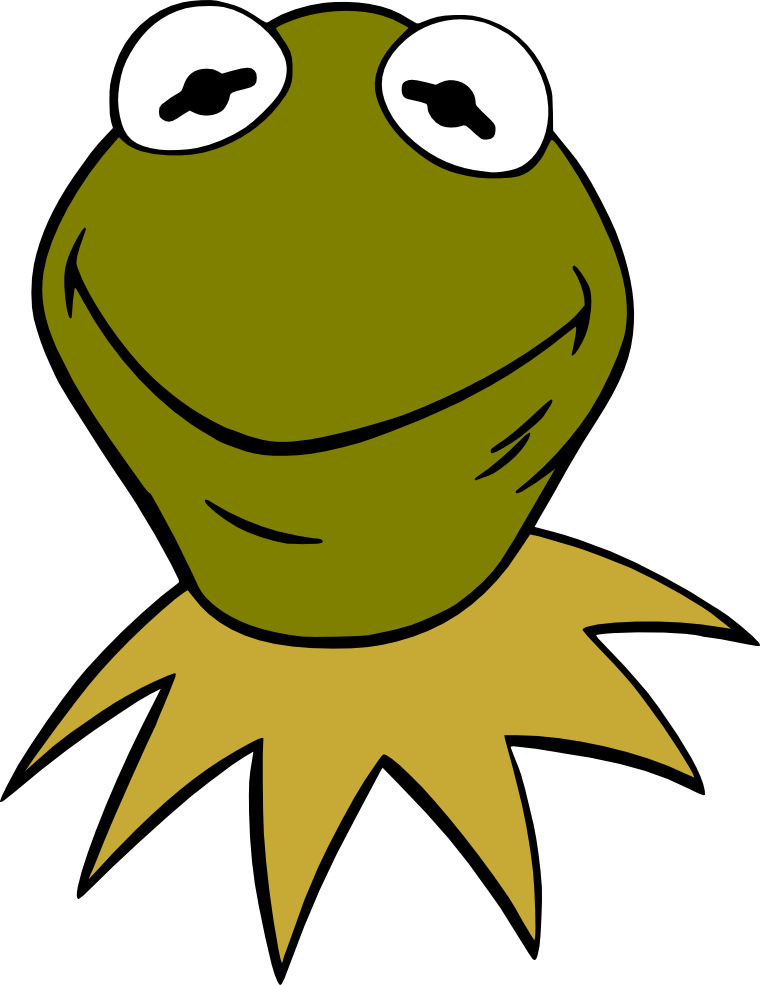 crafting with meek the muppets svgs svgs kermit svg