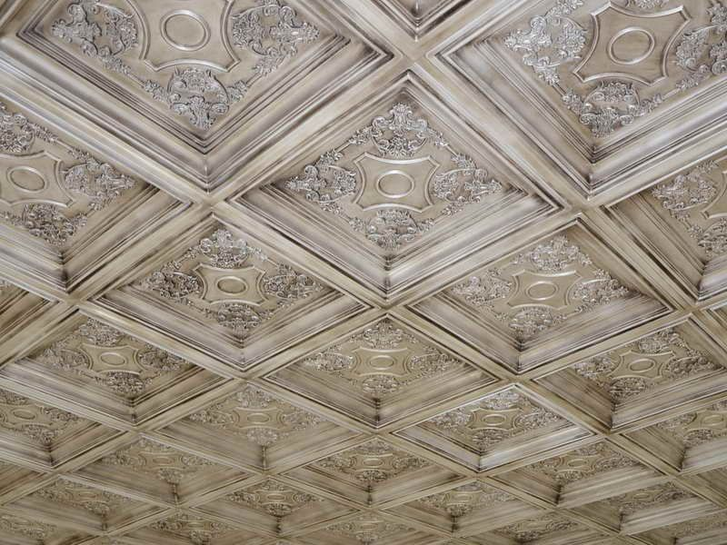 ceiling tiles tin