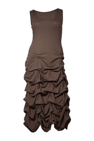 Lange jurk maat 50