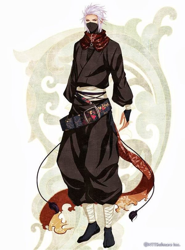 Kotaro Fuma (Shall We Date: Ninja Love)   Anime Boys & Video