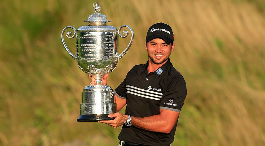 Day No beverages going in the Wanamaker Jason day, Pga