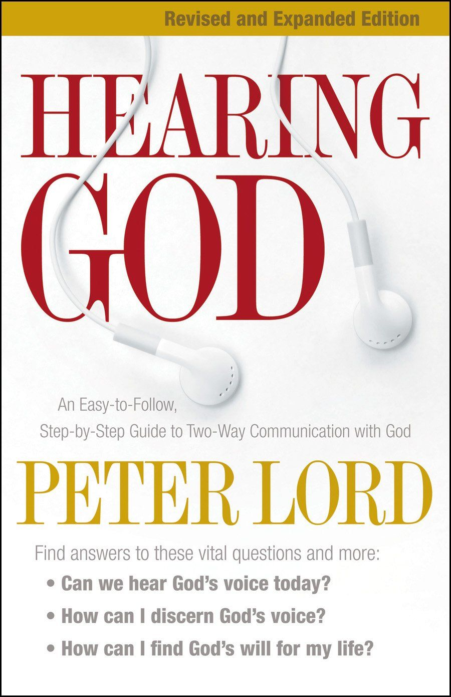 Hearing god by peter lord i feel mr lord did an