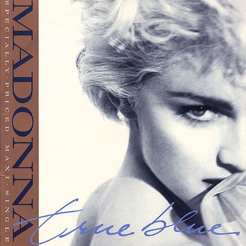 True Blue Single 1986