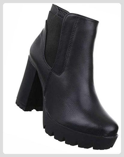 Damen Ankle Boots High Heel | Frauen Stiefel Wadenhohe