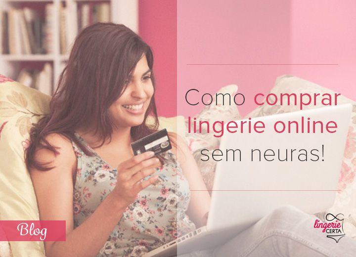 #comprarlingerie http://www.lingeriecerta.com.br/blog/como-comprar-lingerie-online/
