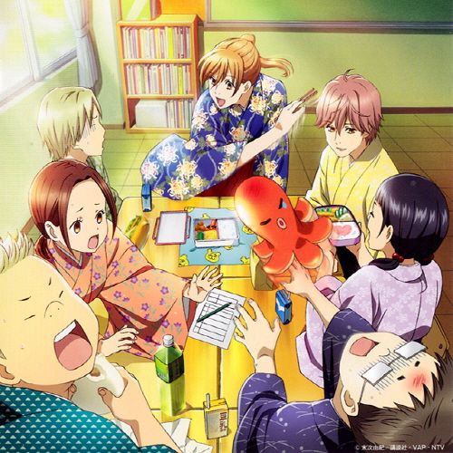 Chihayafuru 2 Original Soundtrack Anime Manga Anime Fanarts Anime