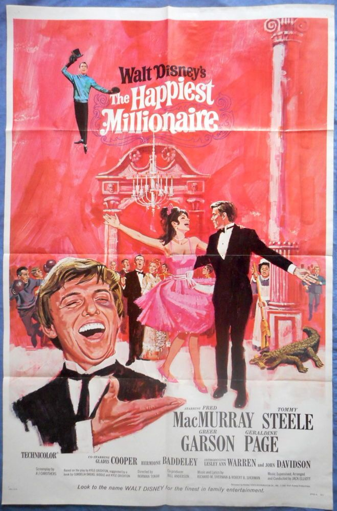 Download The Happiest Millionaire Full-Movie Free