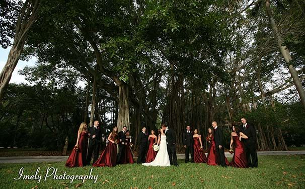 Weddings at Treviso in Sarasota Florida