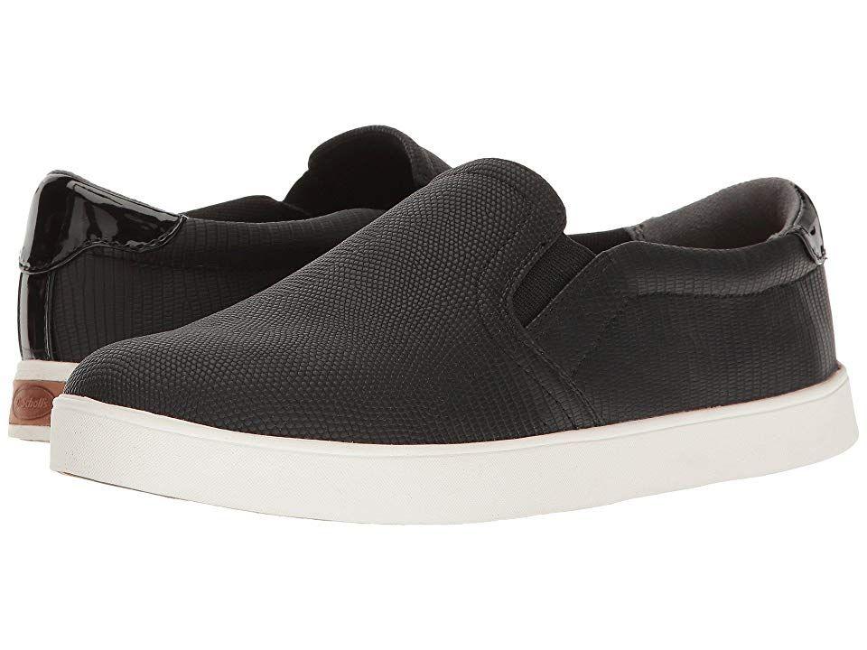 Dr. Scholl's Madison Women's Shoes BlackBlack Lizard Print