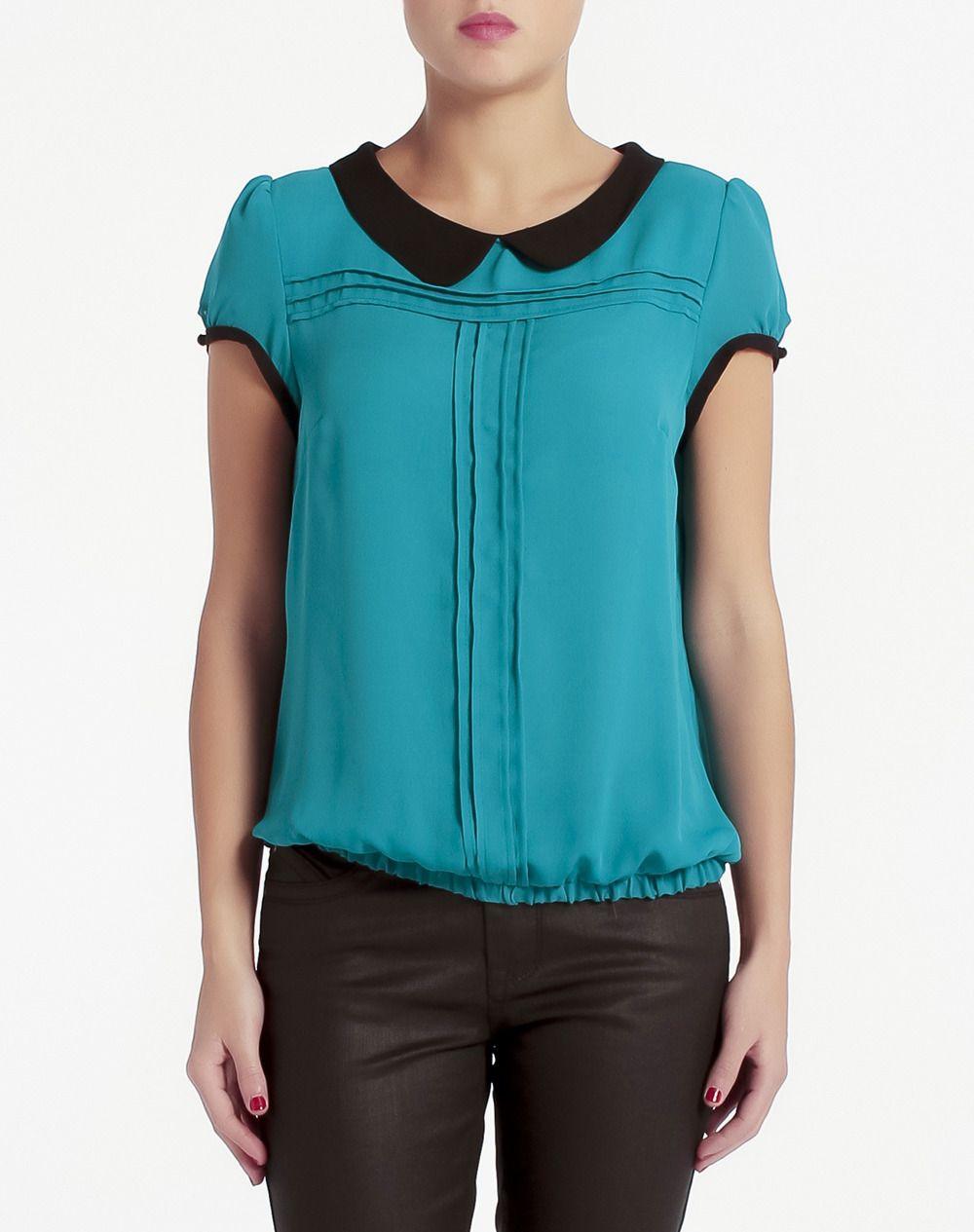 9eb5c6f8f Blusa de mujer Fórmul  Joven - Mujer - Blusas y Camisas - El Corte Inglés -  Moda
