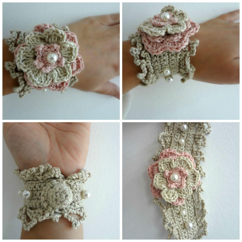 ♡ this cuff bracelet by www.etsy.com/uk/shop/sewella