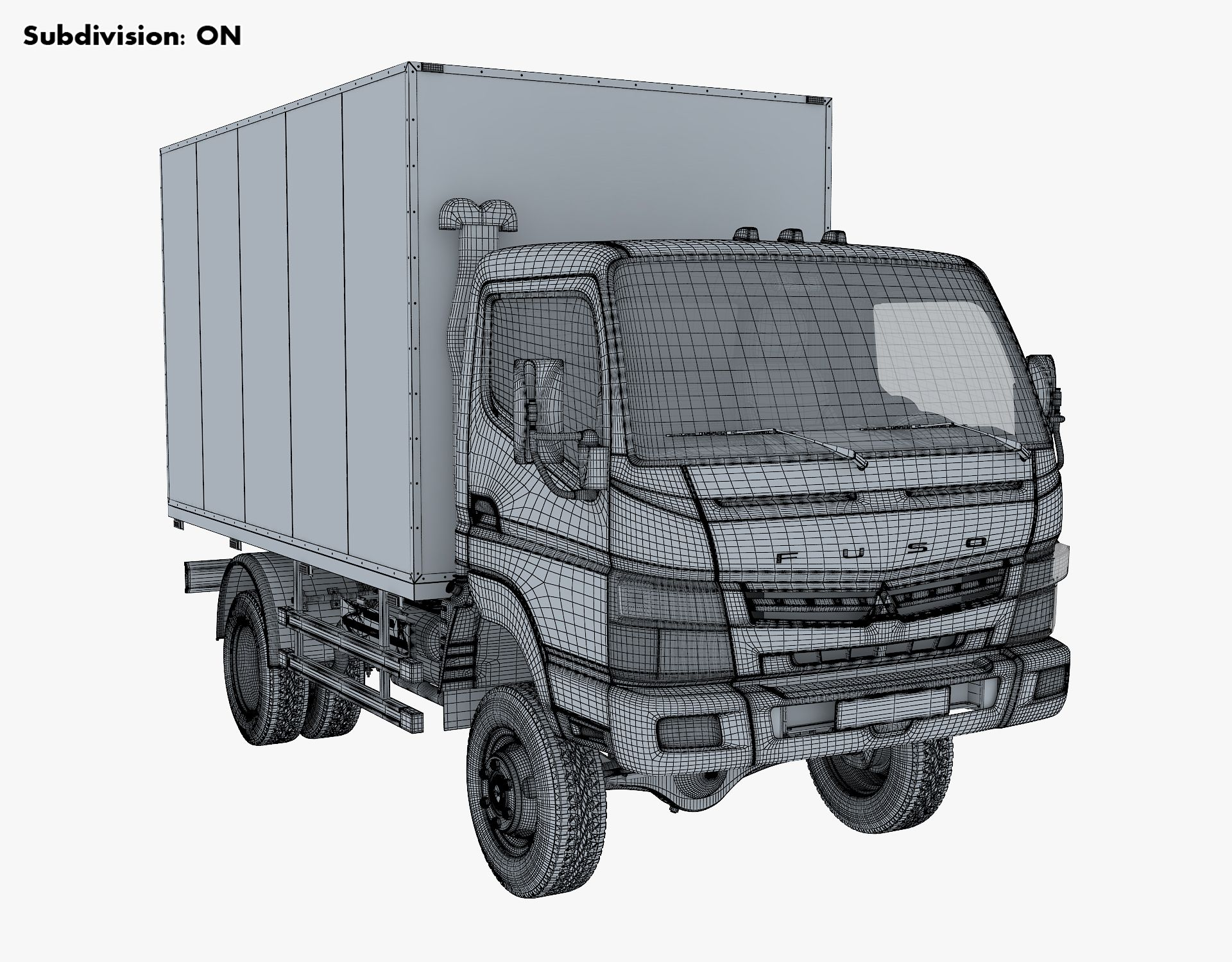 Mitsubishi Fuso Canter 4x4 Box Ad Fuso Mitsubishi Canter Box In 2020 Mitsubishi Canter 4x4