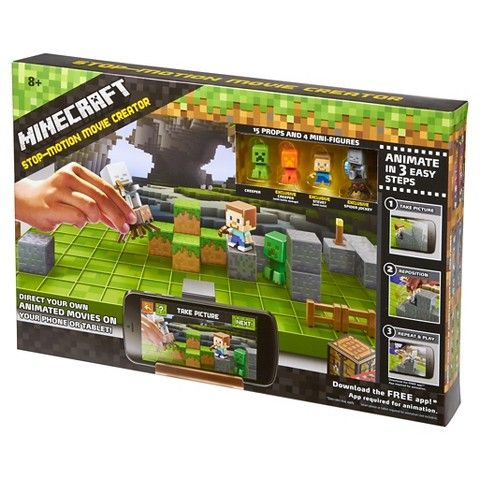 Minecraft StopMotion Movie Creator (With images) Stop