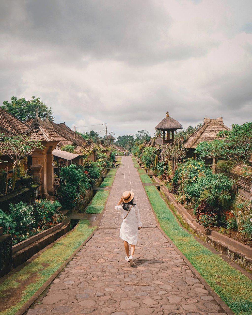 Do Not Forget To Visit Penglipuran Tourism Village In Bali