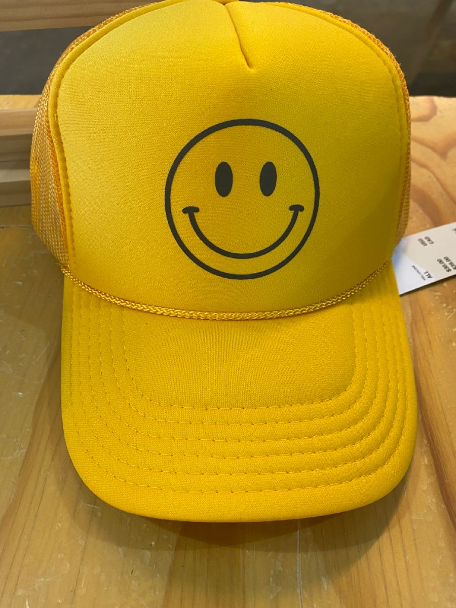 Smile Hats Urban Outfitters Trucker Hat