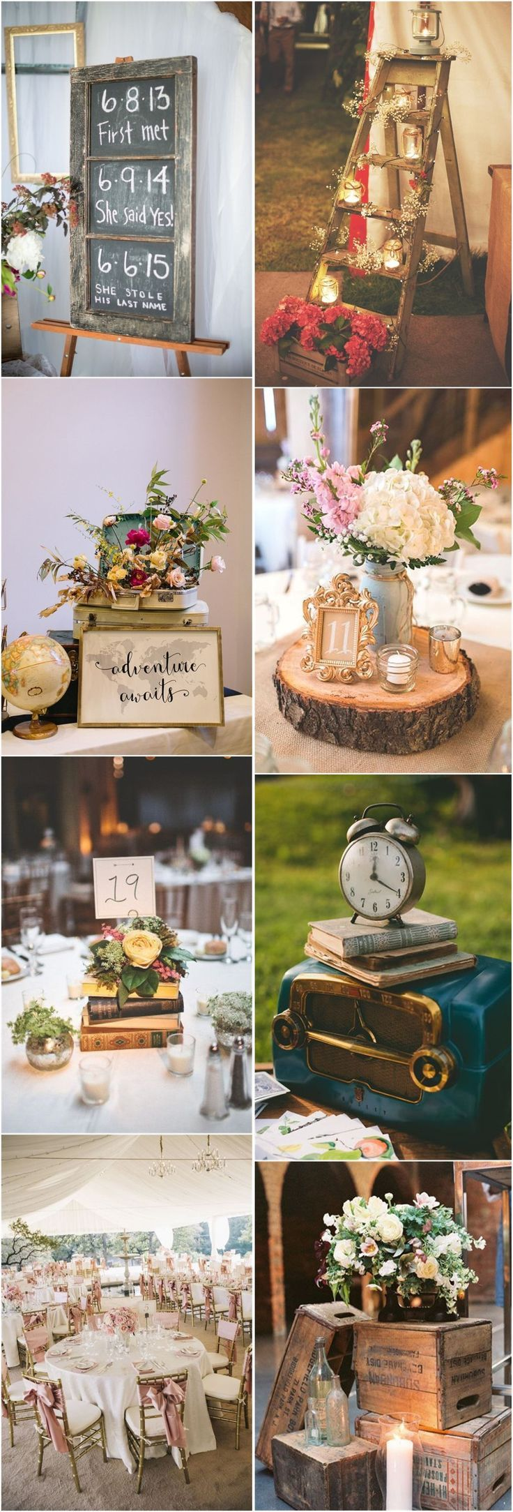 21 Shabby Chic Vintage Wedding Ideas You Cannot Resist! - WeddingInclude | Shabby  chic wedding decor, Vintage chic wedding, Shabby chic decor