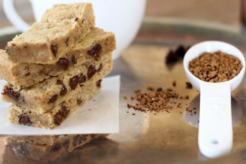 Chocolate chip espresso bars...must make!!