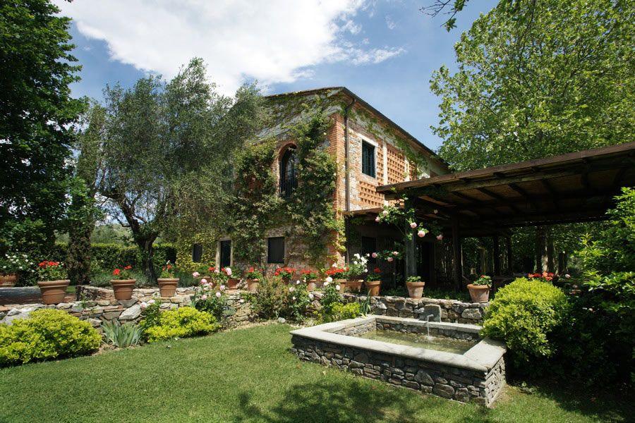 villa rosalba lacure villas b b villa vacation tuscany rh pinterest com