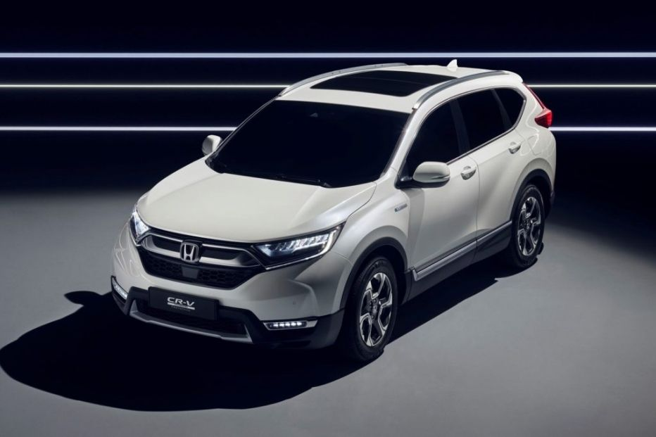 2020 Honda Suv Rumors With Images Honda Cr Honda Crv Hybrid