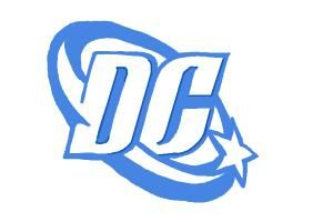How To Draw Dc Logo Drawings Logos Drawing Lessons For Kids