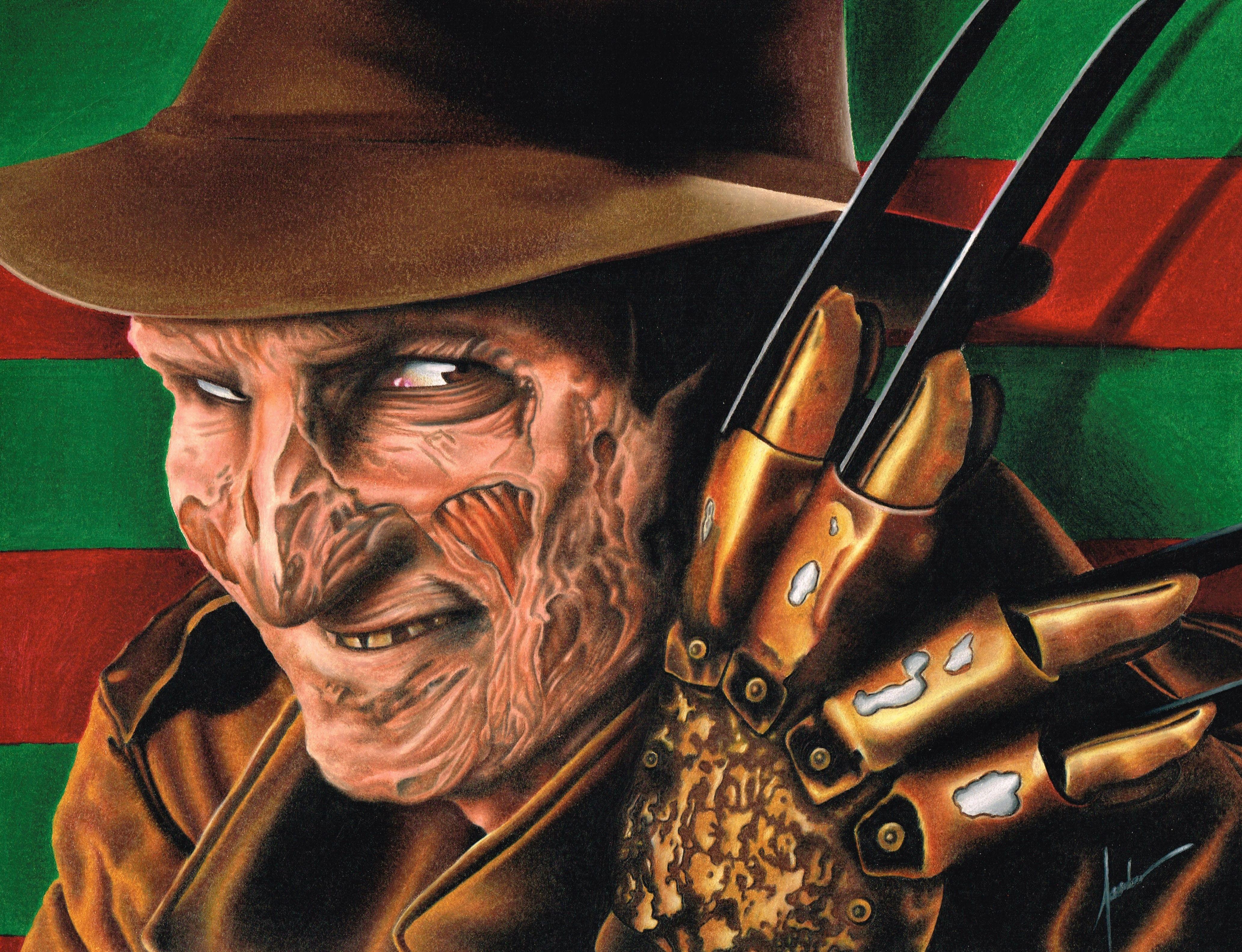 Freddy Krueger Wallpaper I Am
