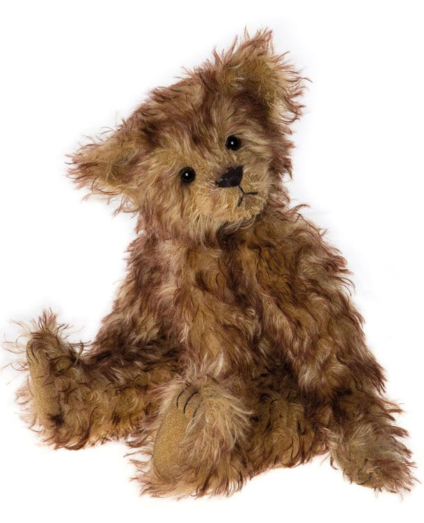 Forget Me Not by Charlie Bears at The Toy Shoppe