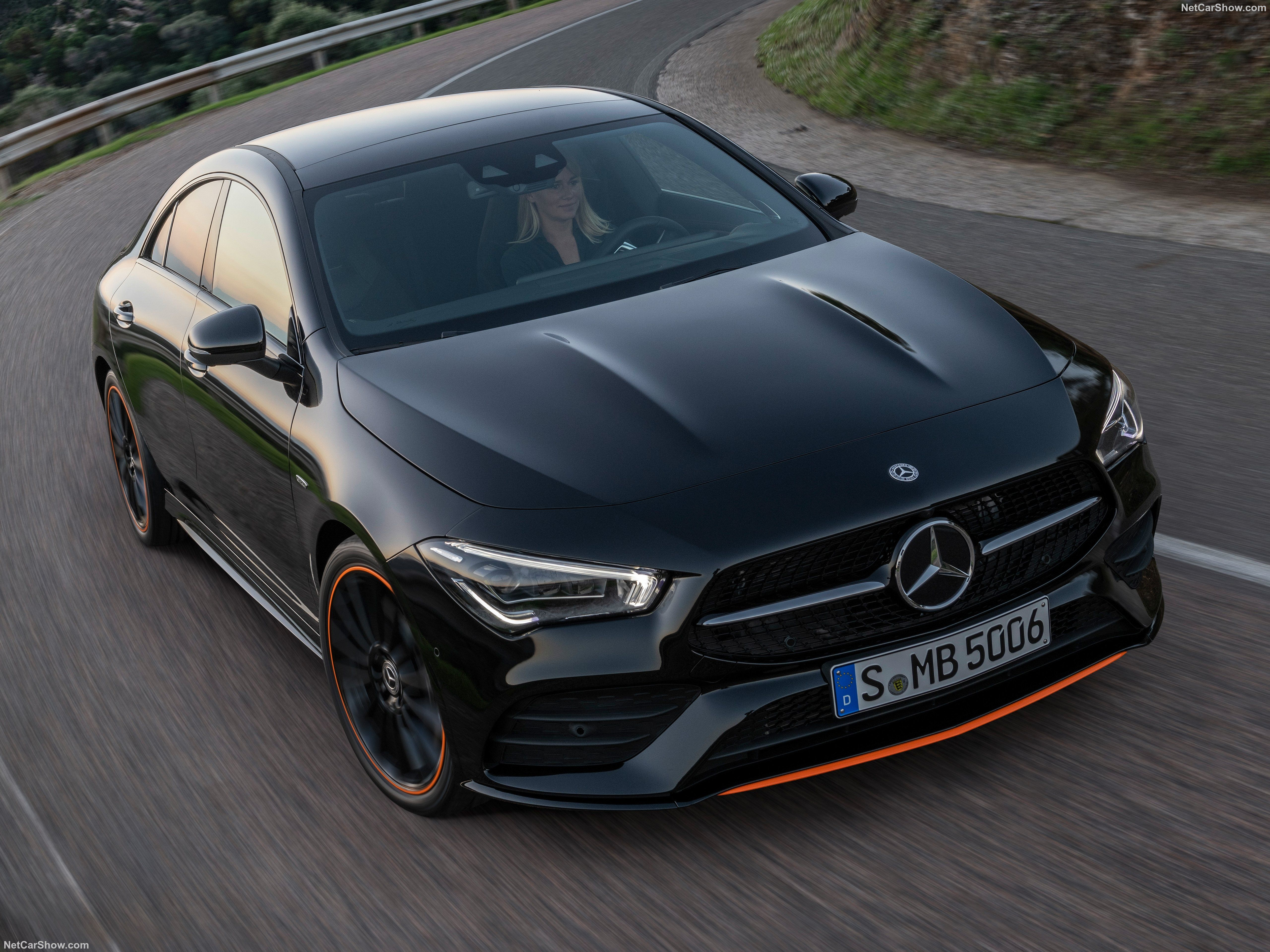 Mercedes Benz Cla The New Mercedes Benz Cla Coupe Is The Most