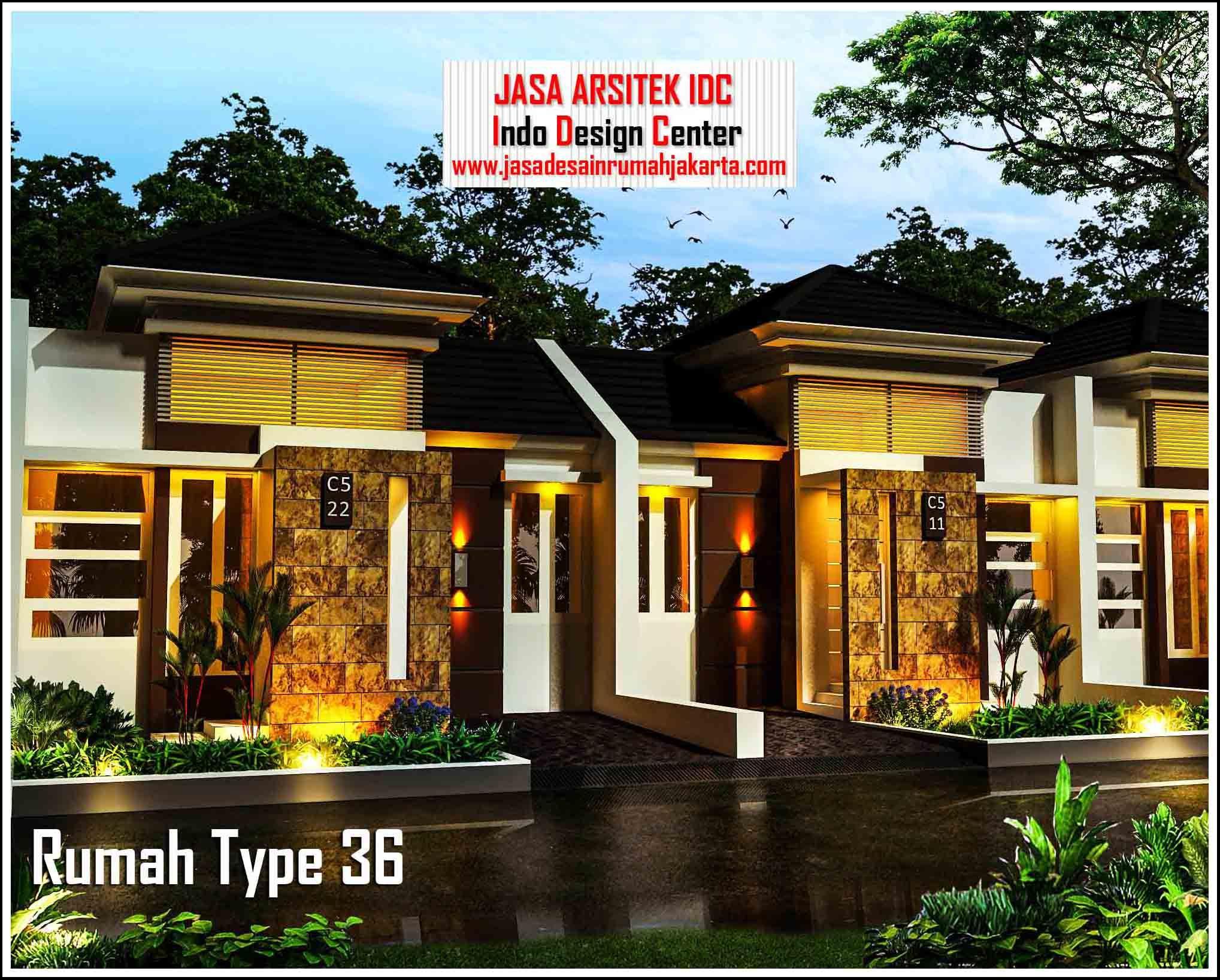 Renovasi Rumah Type 36 1 Lantai - Inspirasi Desain Rumah 2019
