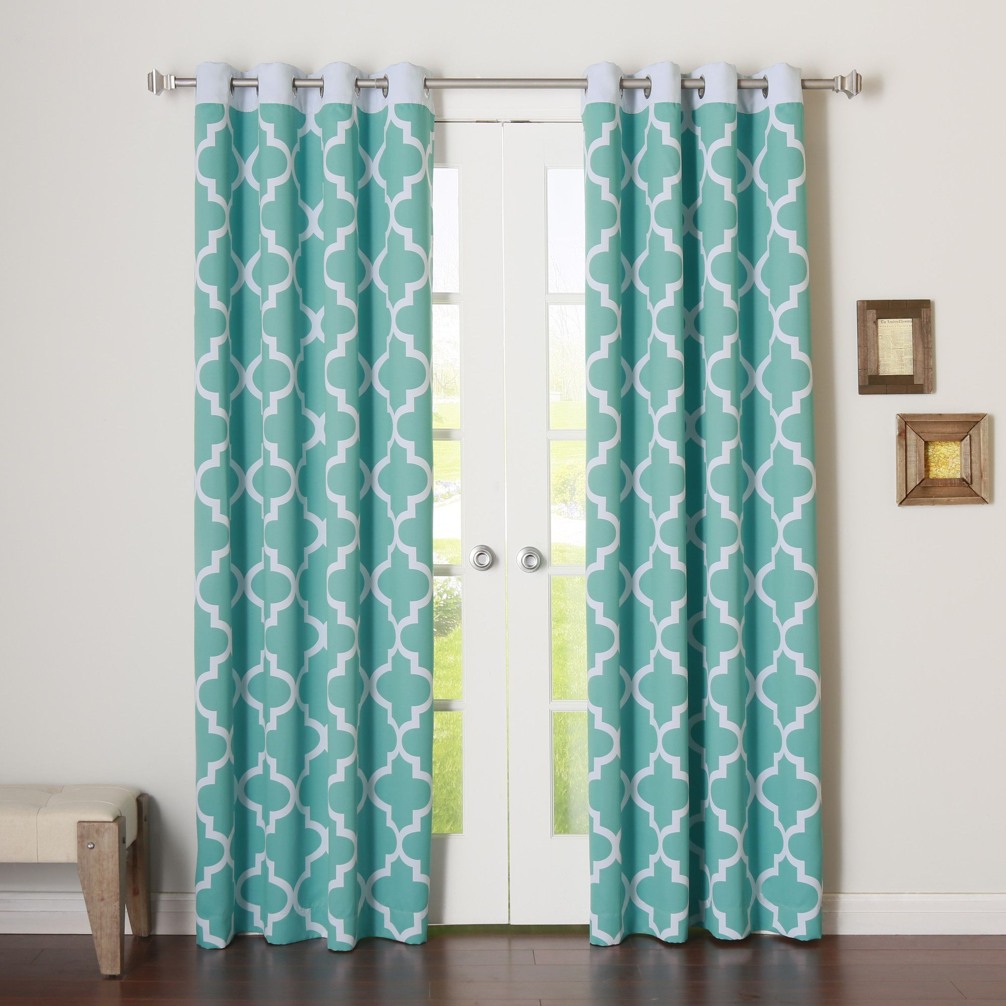 Indoor blackout curtain panels products pinterest products