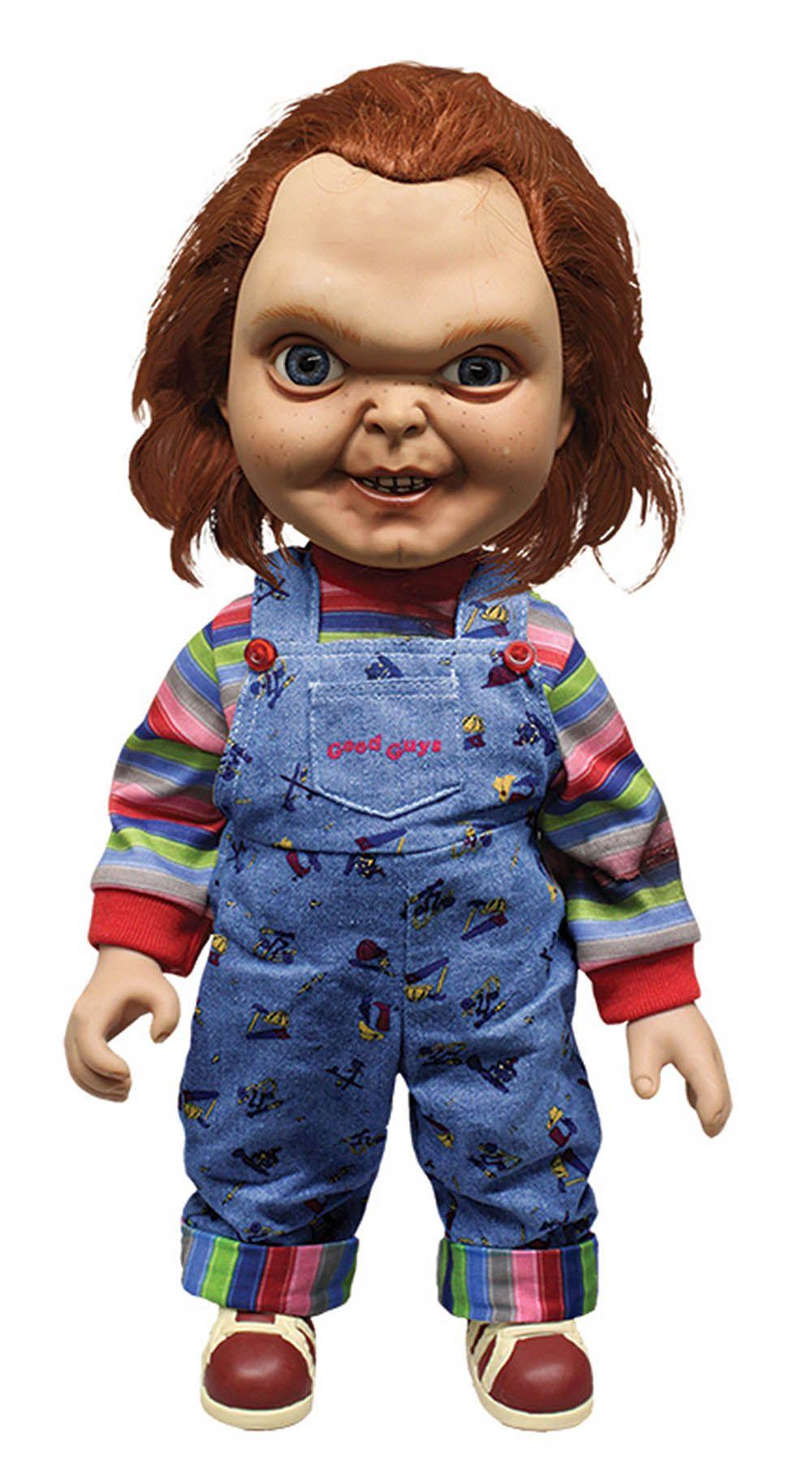 Muñeco Chucky el Muñeco diabólico, 38 cm. Con sonido