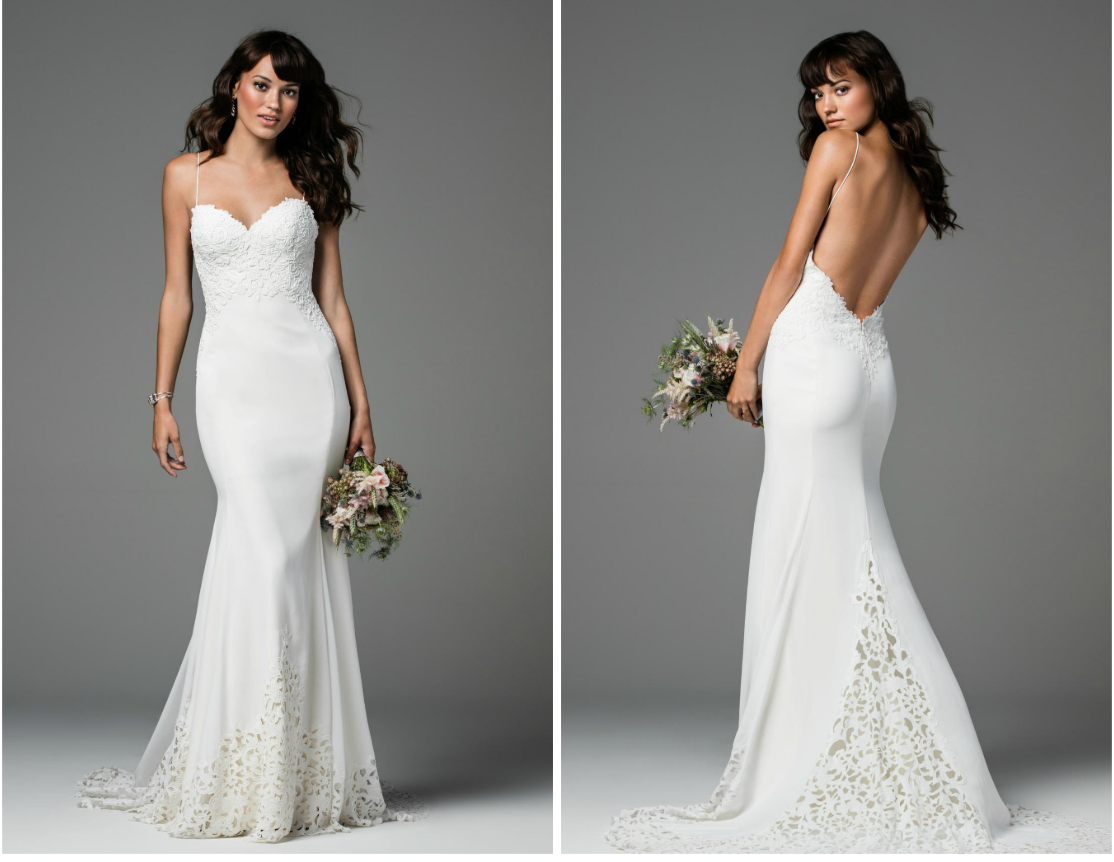 Watters Ridley Gown 900 Size 6 Used Wedding Dresses Wedding Dresses Modern Wedding Dress Dresses
