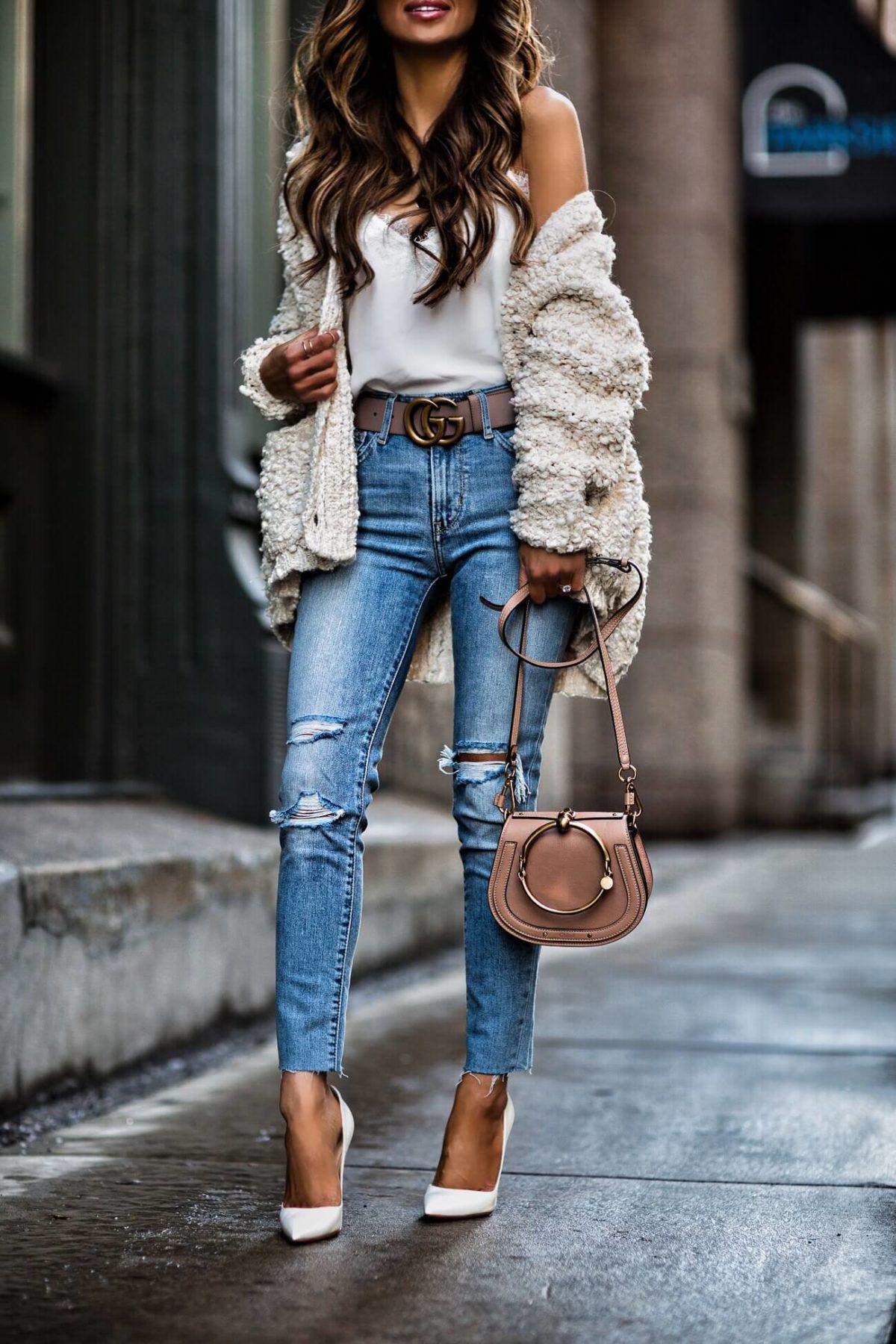 fashion blogger mia mia mine wearing a chloe nile bag and a gucci belt 661d3b59d96