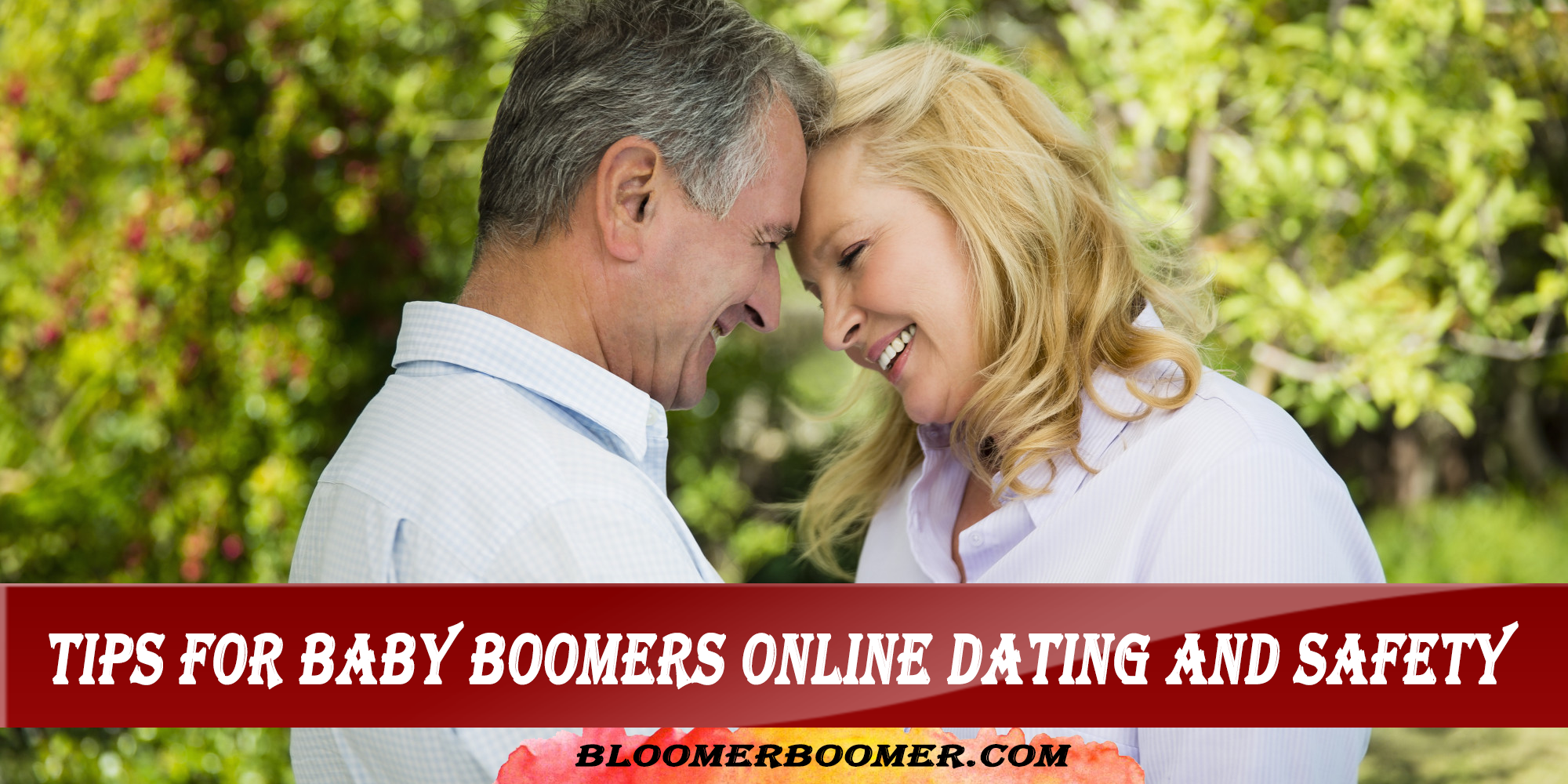 Boomers on line dating