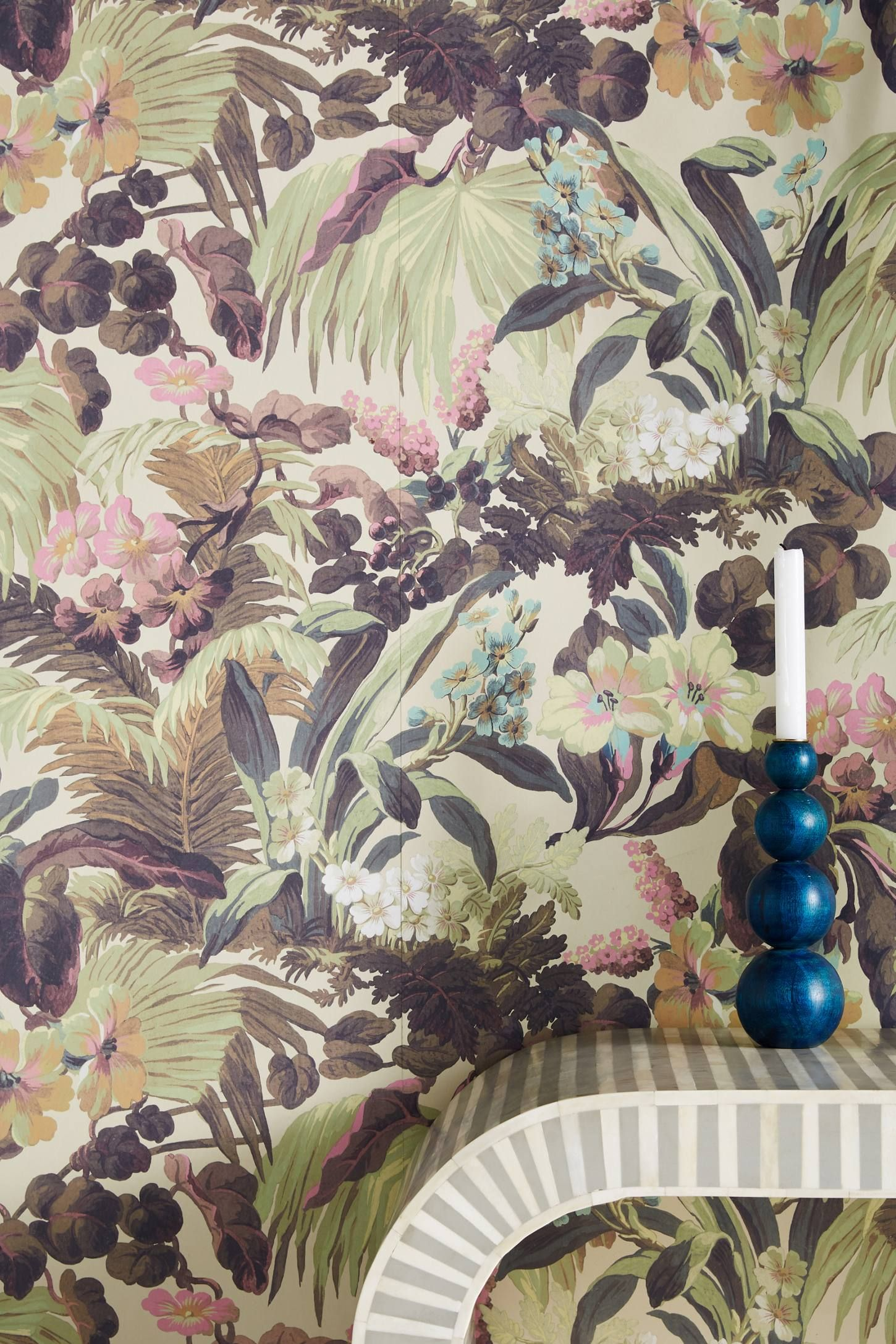 Shop the Palm Wallpaper and more Anthropologie at