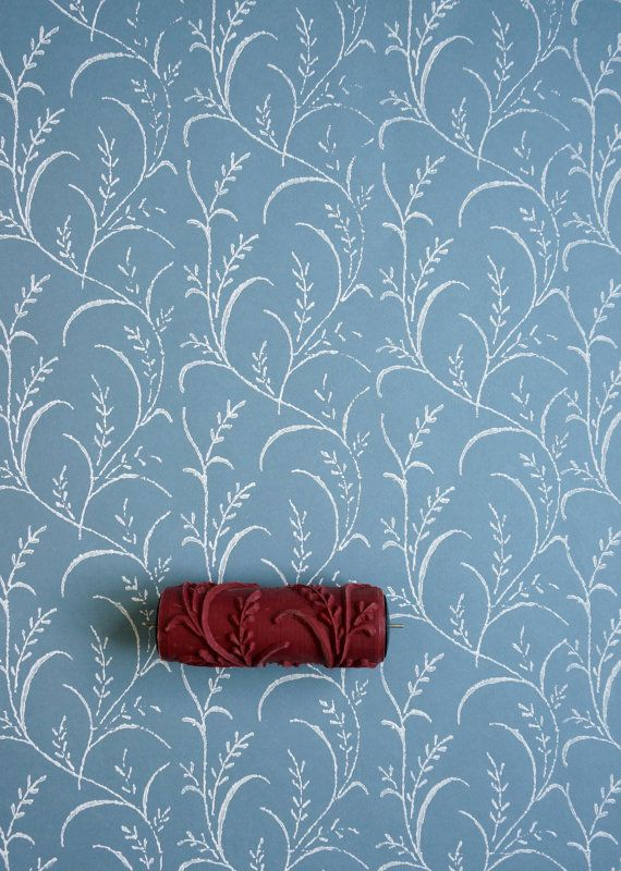 Patterned Paint Roller No 32 From Paint Courage Patterned Paint Rollers Paint Roller Wall Paint Patterns