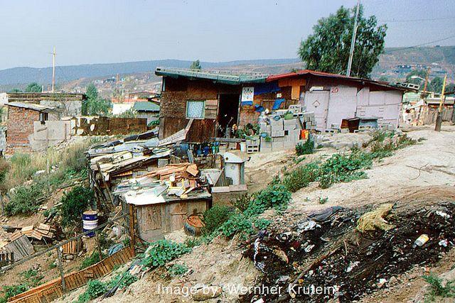 Mexico Tijuana Slums Home  s l u m s  Mexico