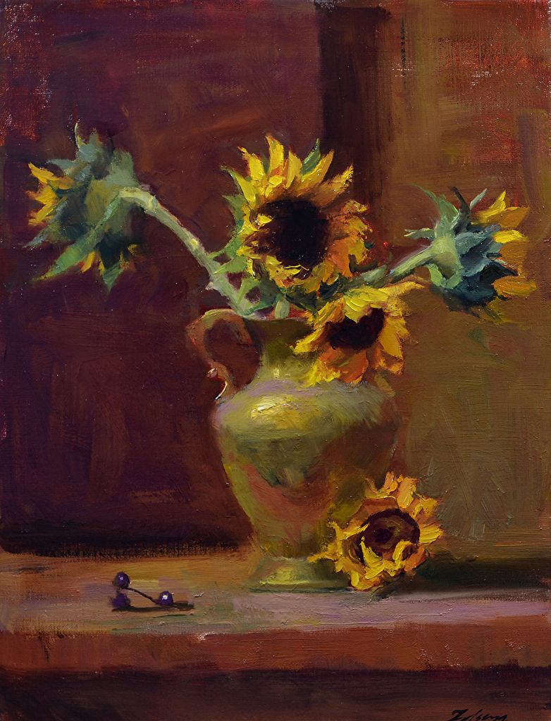 Pin von Maria Kurtzman auf Sunflowers | Pinterest