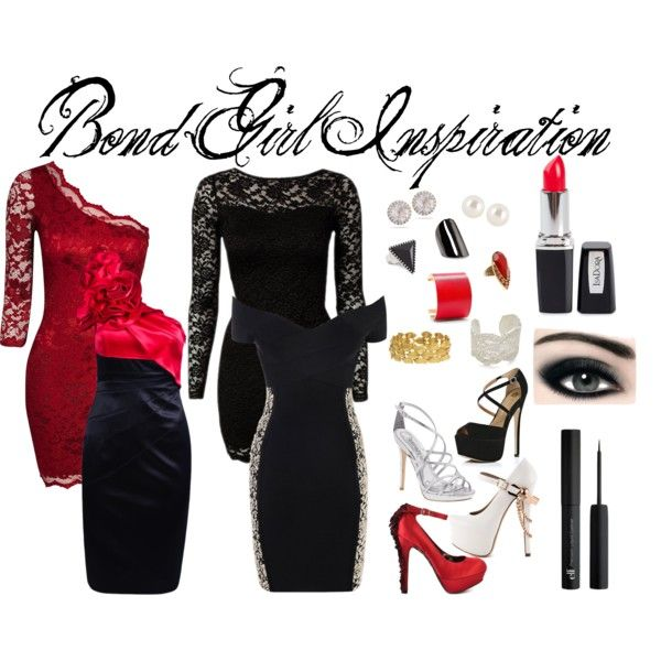 bond girl inspiration f tes. Black Bedroom Furniture Sets. Home Design Ideas