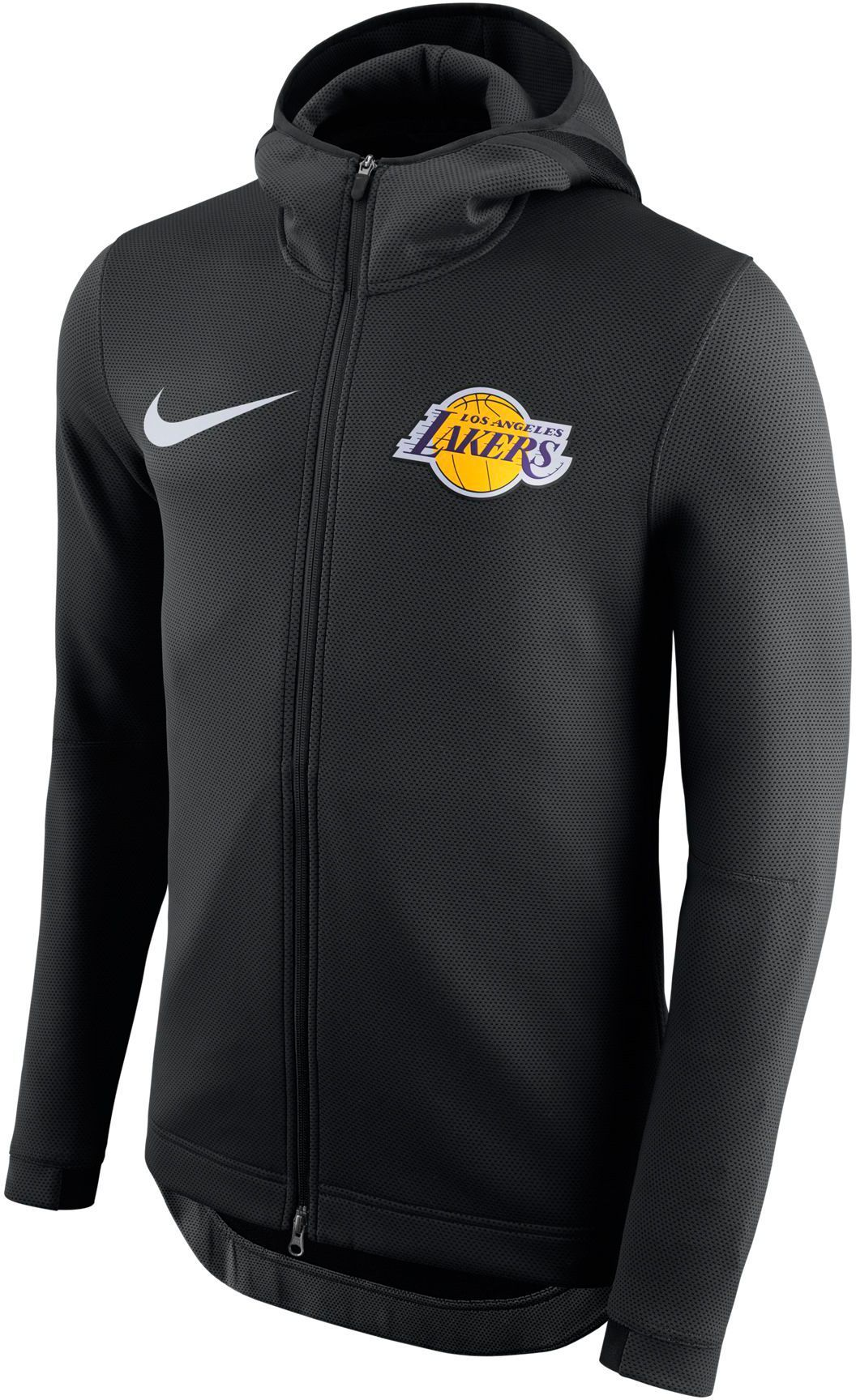 Nike Men's Los Angeles Lakers On Court Therma Flex Showtime