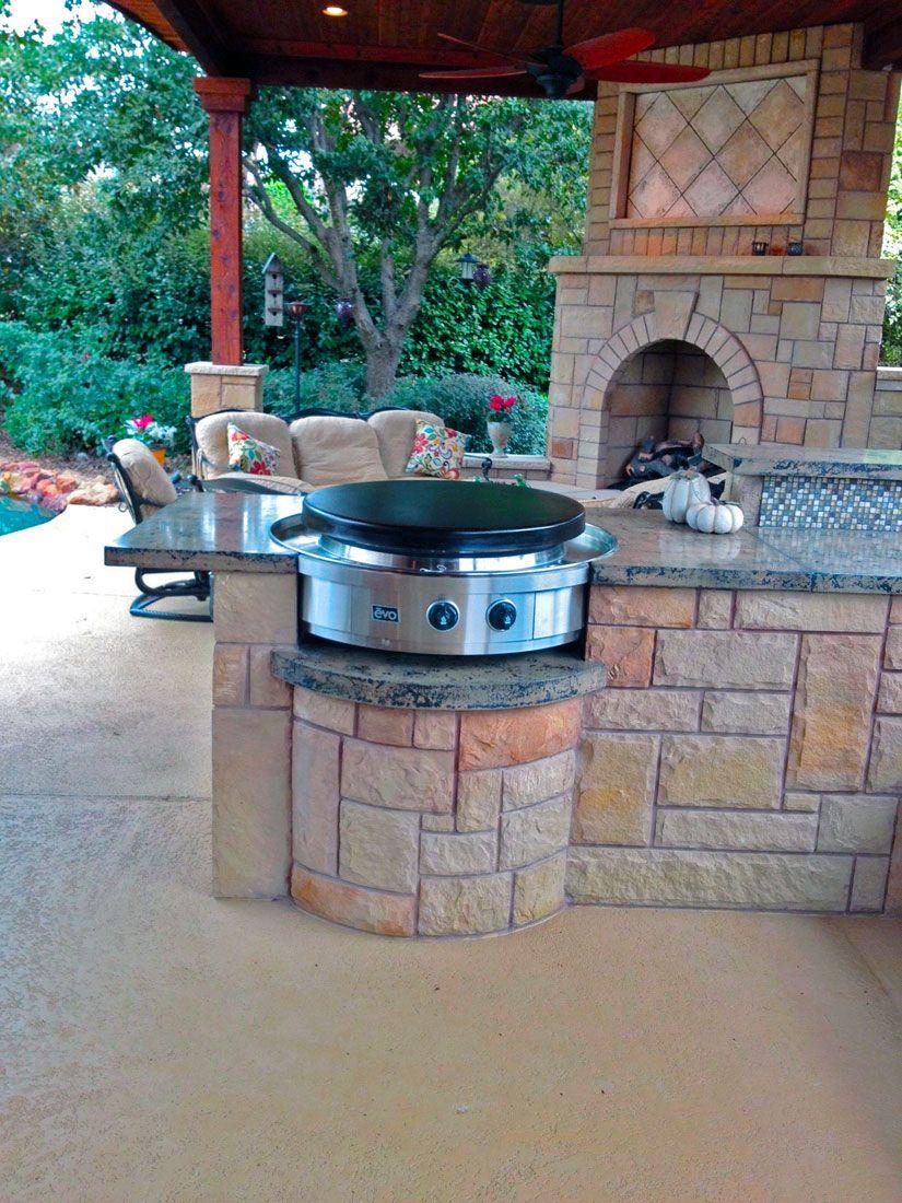 Evo Outdoor Kitchen Gallery Patio