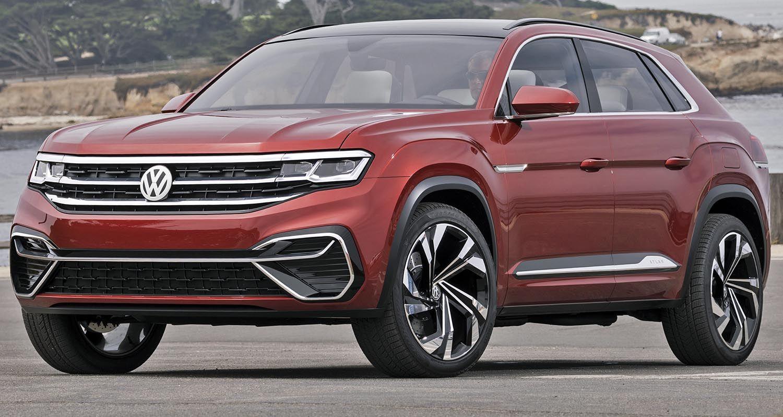 فولكس فاغن أطلس كروس سبورت 2020 الجديدة بالكامل الكروس أوفر كوبيه الالمانية الأنيقة موقع ويلز In 2020 Volkswagen Suv Suv Car
