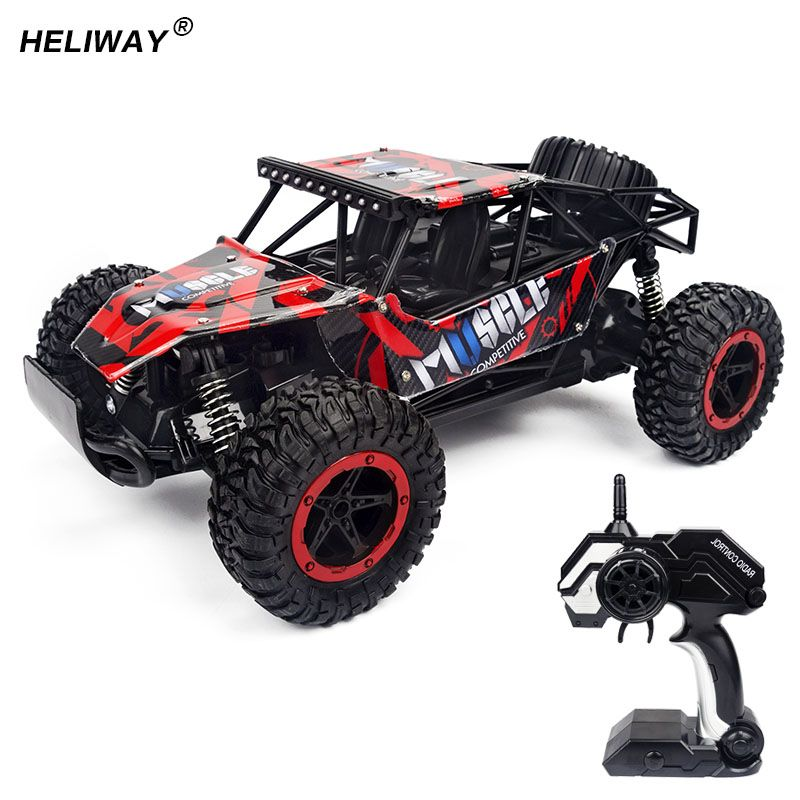 Free Shipping] Buy Best RC Car 4WD 1/16 2.4G High Sd Monster ...
