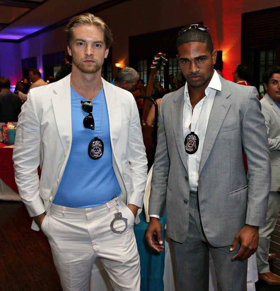 Palm Beach Chic In Miami: Miami Vice Raids Wellington Polo In 80s Throwback