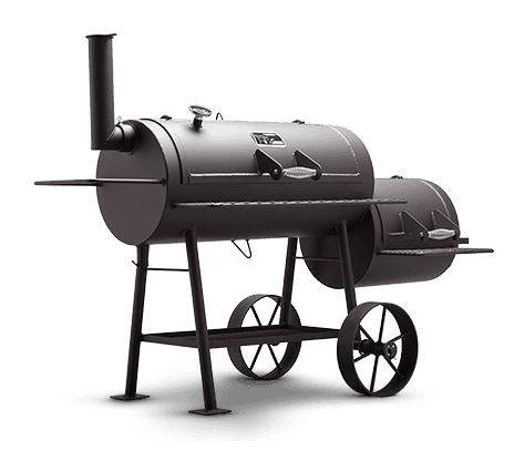 The Cheyenne Smoker Bbqs Offset Smoker Grilling